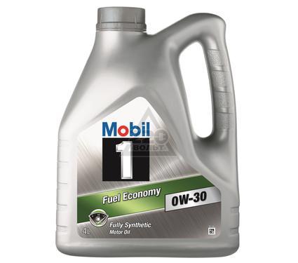 Масло моторное MOBIL 0W-30 FE (кан4л) (синтетическое)