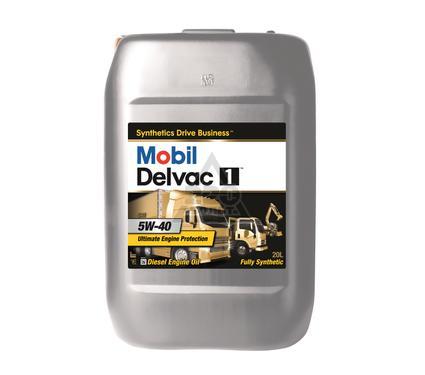 Масло моторное MOBIL Delvac 1 5W-40 (20л) (синтетическое)