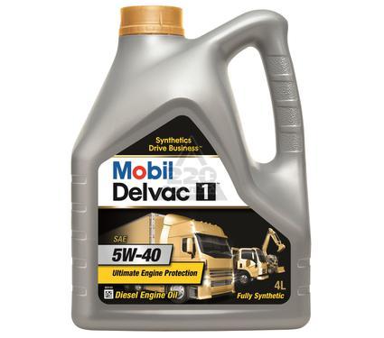 Масло моторное MOBIL Delvac 1 5W-40 (кан4л) (синтетическое)