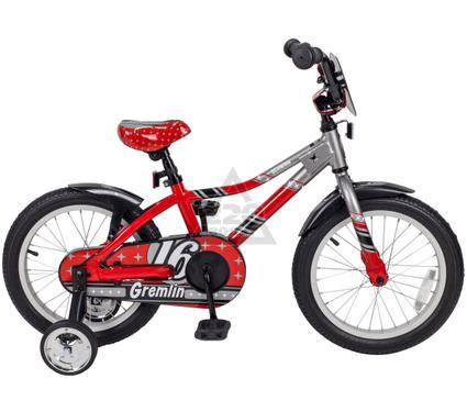 Детский велосипед SCHWINN GREMLIN, RED/SILVER