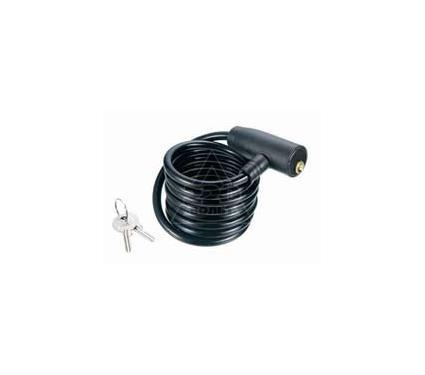 Замок BIKE ATTITUDE CABLE LOCK W/BRACKET 10х600мм