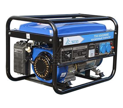 Бензиновый генератор ТСС SGG 2600 E