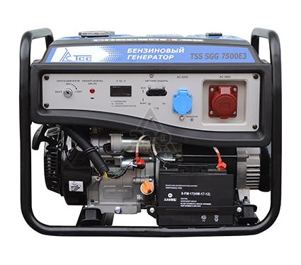 Бензиновый генератор ТСС SGG 7500E3