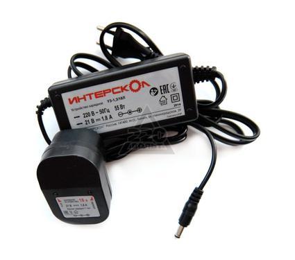 Зарядное устройство ИНТЕРСКОЛ 18.0В 1.3Ач LiION, для ДА-10/18 ЭР