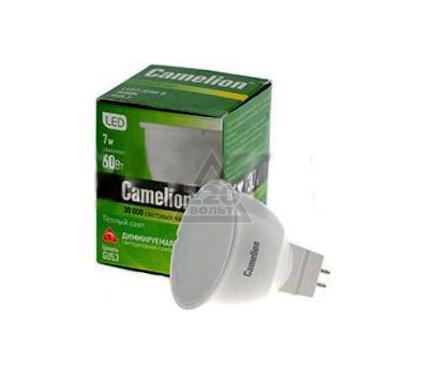 Лампа светодиодная CAMELION LED7-JCDR-D/845/GU5.3