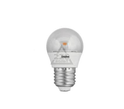 Лампа светодиодная CAMELION LED6.5-G45-CL/830/E27