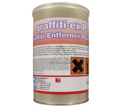 Средство для удаления граффити PRAMOL Graffiti-Ex P