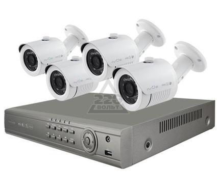 Комплект видеонаблюдения IVUE 5004K-CI30B-138ICR