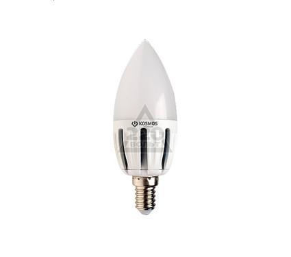 Лампа светодиодная КОСМОС LED CN 5Вт 220В E27 3000К