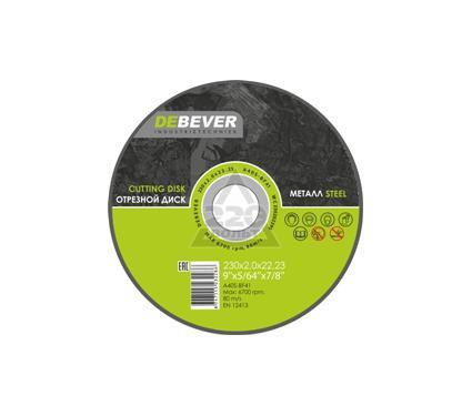 Круг отрезной DEBEVER WC23025229S