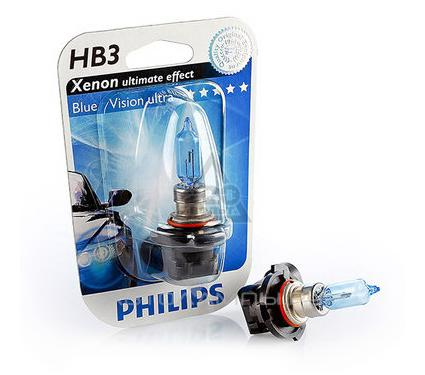 Лампа автомобильная PHILIPS 9005BVUB1 (бл.)