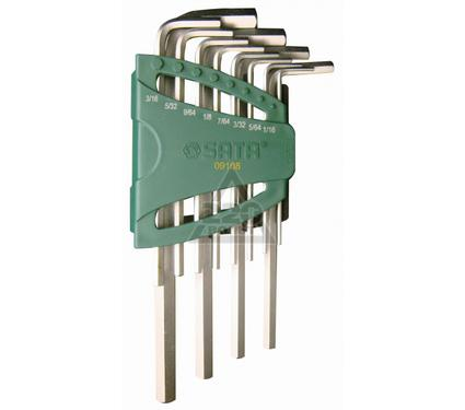 Набор шестигранных ключей SATA 09108