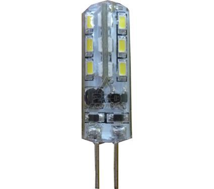 Лампа светодиодная LEEK LE JC LED 2W 4K G4 12V (50)