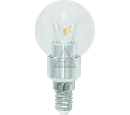 Лампа светодиодная LEEK LE CK1 LED 4W NT 4K E14 (100)