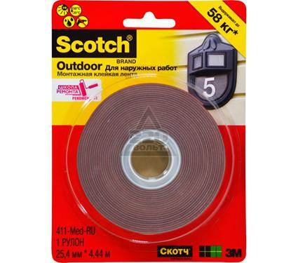 Лента монтажная 3М Scotch 2,5х312см