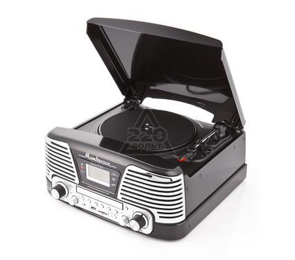 Ретро-проигрыватель PLAYBOX Montreux PB-106D-BK