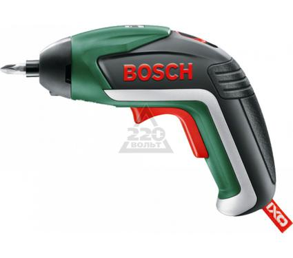 Отвертка аккумуляторная BOSCH IXO V full