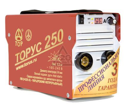 Сварочный аппарат ТОРУС Торус-250 ЭКСТРА НАКС+КОМПЛЕКТ