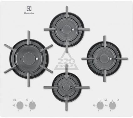 Панель варочная ELECTROLUX EGT96647LW