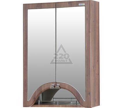 Шкаф с зеркалом AQUALIFE DESIGN Пиллау 60