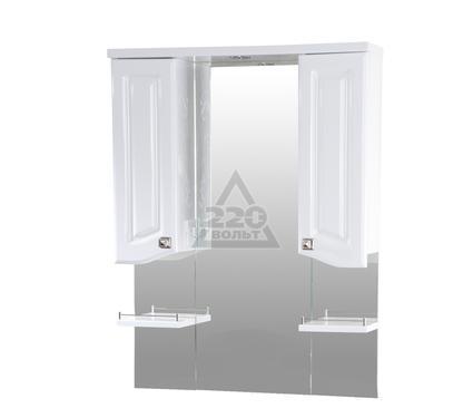 Зеркальный шкаф AQUALIFE DESIGN Честер 80