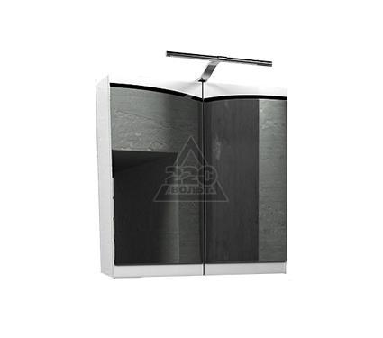 Зеркальный шкаф EDELFORM Конкорд 65 белый