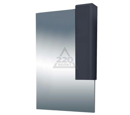 Шкаф с зеркалом EDELFORM Соло-III 65 серый