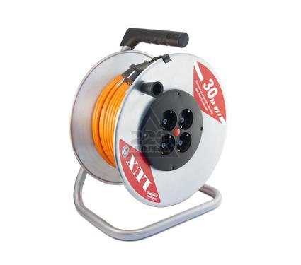 Удлинитель LUX 40130 К4-Е-30 ПВС