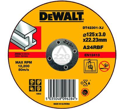 Круг отрезной DEWALT DT42301-XJ