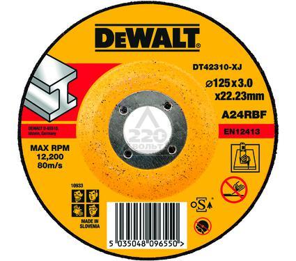 Круг отрезной DEWALT DT42310-XJ