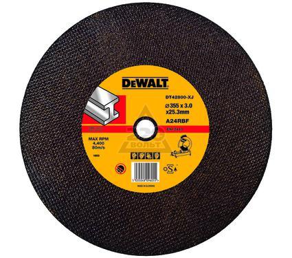 Круг отрезной DEWALT DT42800-XJ