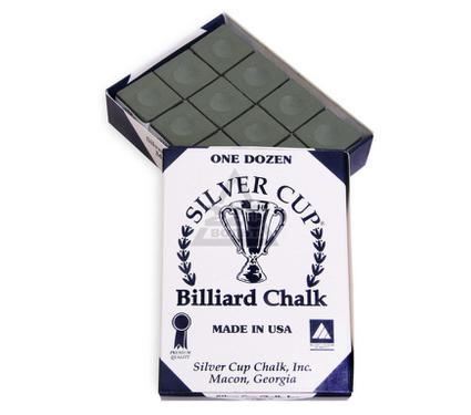 Мел SILVER CUP Olive 12шт.