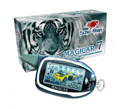 Сигнализация SCHER-KHAN Magicar 7S CAN CNM-210