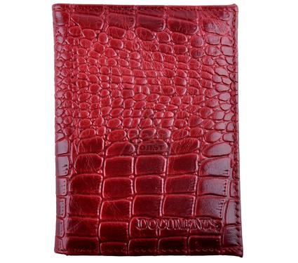 Портмоне для автодокументов и паспорта SHIK Pr(L)K-3-red