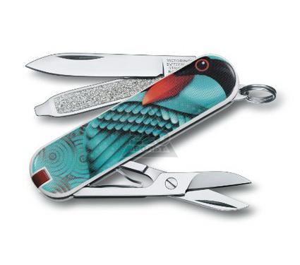Нож-брелок VICTORINOX Classic LE 2012 ''Spread Your Wings'' 0.6223.L1208
