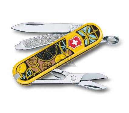 Нож-брелок VICTORINOX Classic LE 2014 ''Swiss Clockwork'' 0.6223.L1402