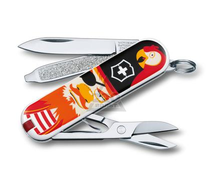 Нож-брелок VICTORINOX Classic LE 2014 ''Treasure'' 0.6223.L1407