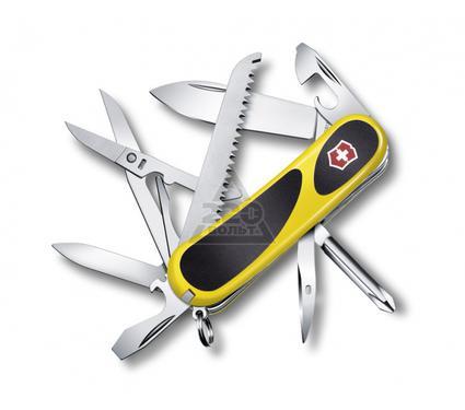 Нож VICTORINOX EvoGrip 18 желтый