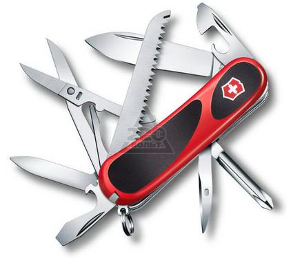 Нож VICTORINOX EvoGrip 18 красный