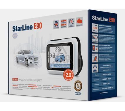 Сигнализация STARLINE E90