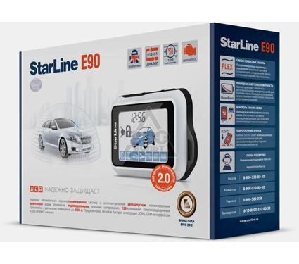 Сигнализация STARLINE E90 GSM 2CAN