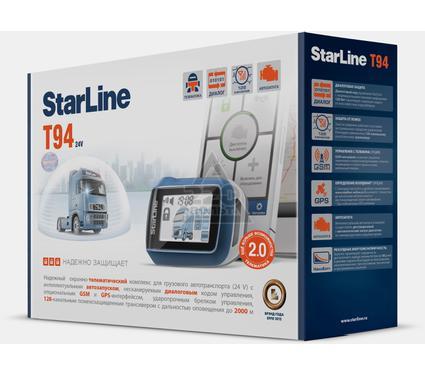 Сигнализация STARLINE T94 GSM/GPS