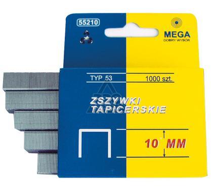Скобы для степлера MEGA 55208:P