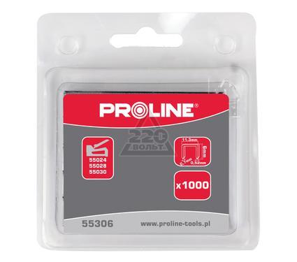 Скобы для степлера PROLINE 55308:P