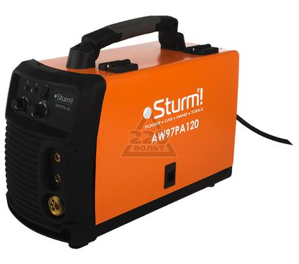 Сварочный полуавтомат STURM! AW97PA120