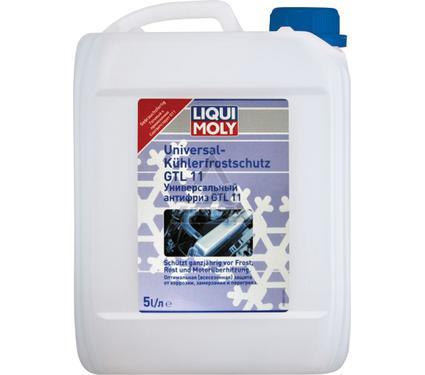 Антифриз LIQUI MOLY Universal Kuhlerfrostschutz GTL 11 200л