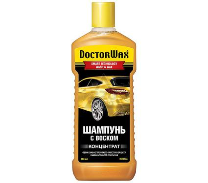 Автошампунь DOCTOR WAX DW8126