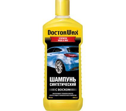 Автошампунь DOCTOR WAX DW8127
