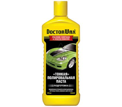 Полироль DOCTOR WAX DW8307