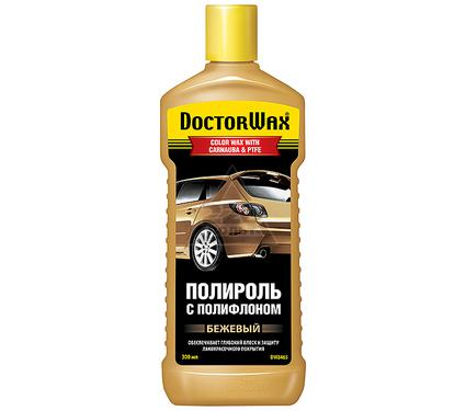Полироль DOCTOR WAX DW8465